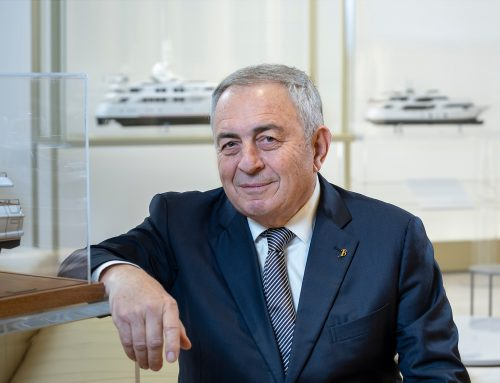 Franco Fusignani, CEO at Benetti