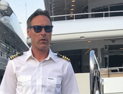 Gilberto Frola – Moneikos Yacht captain