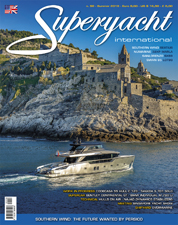 Superyacht summer 2018
